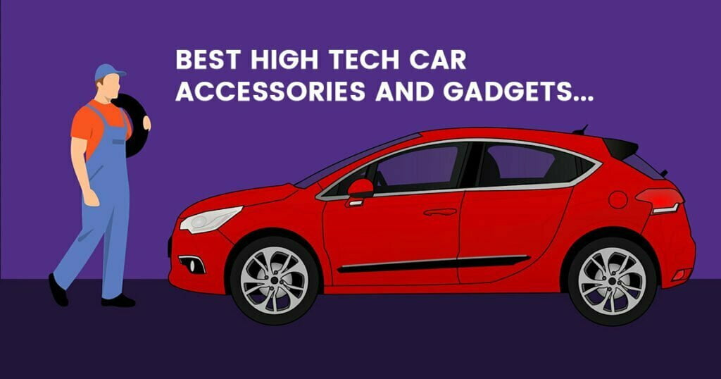 Best accessories for car interior