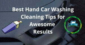 Best way to wash a car without scratching