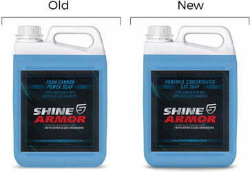 SHINE ARMOR Ultra Concentrated Car Wash Soap