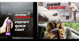 Shine armor products and Reviews