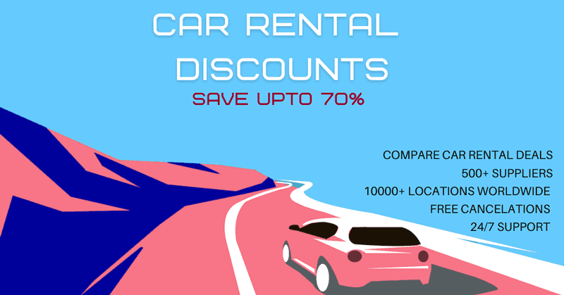 Best Car Rental Discounts AAA | Compare | Save up to 70%